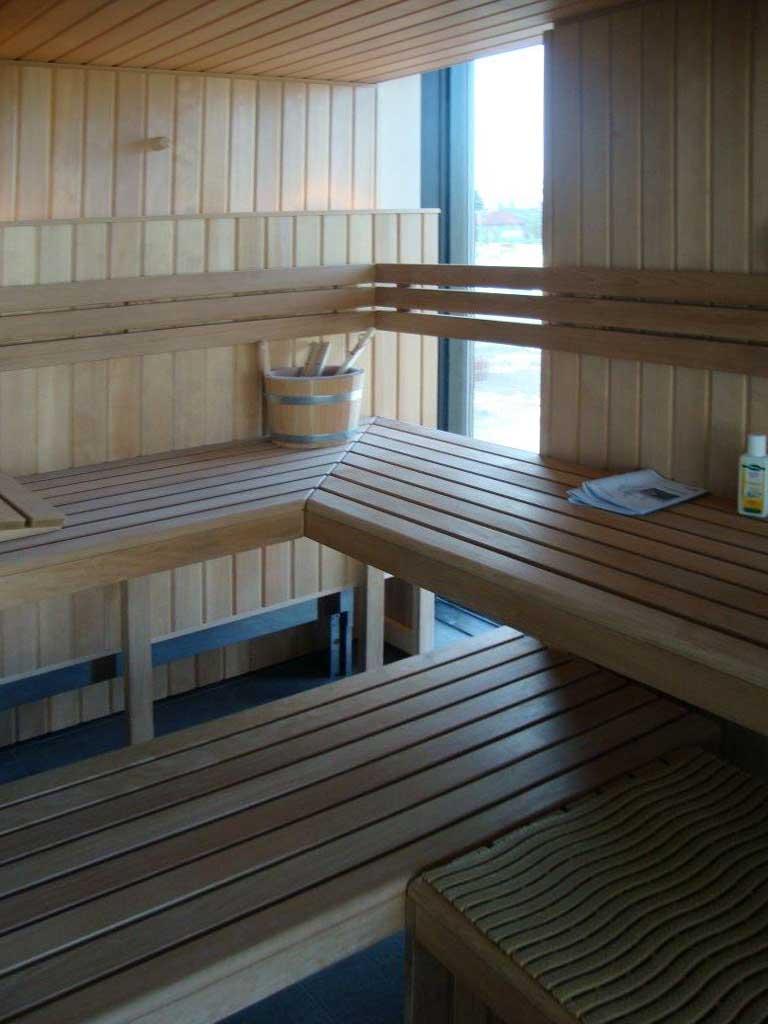 element sauna 2 b r saunabau. Black Bedroom Furniture Sets. Home Design Ideas